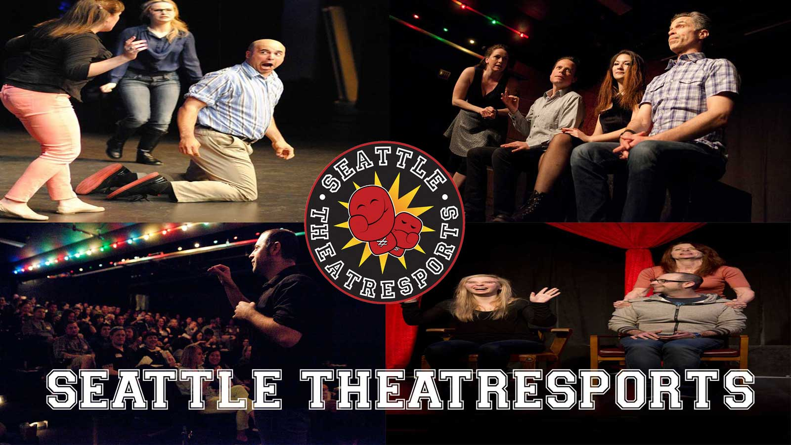 Theatresports Teams 7/19 & 7/20