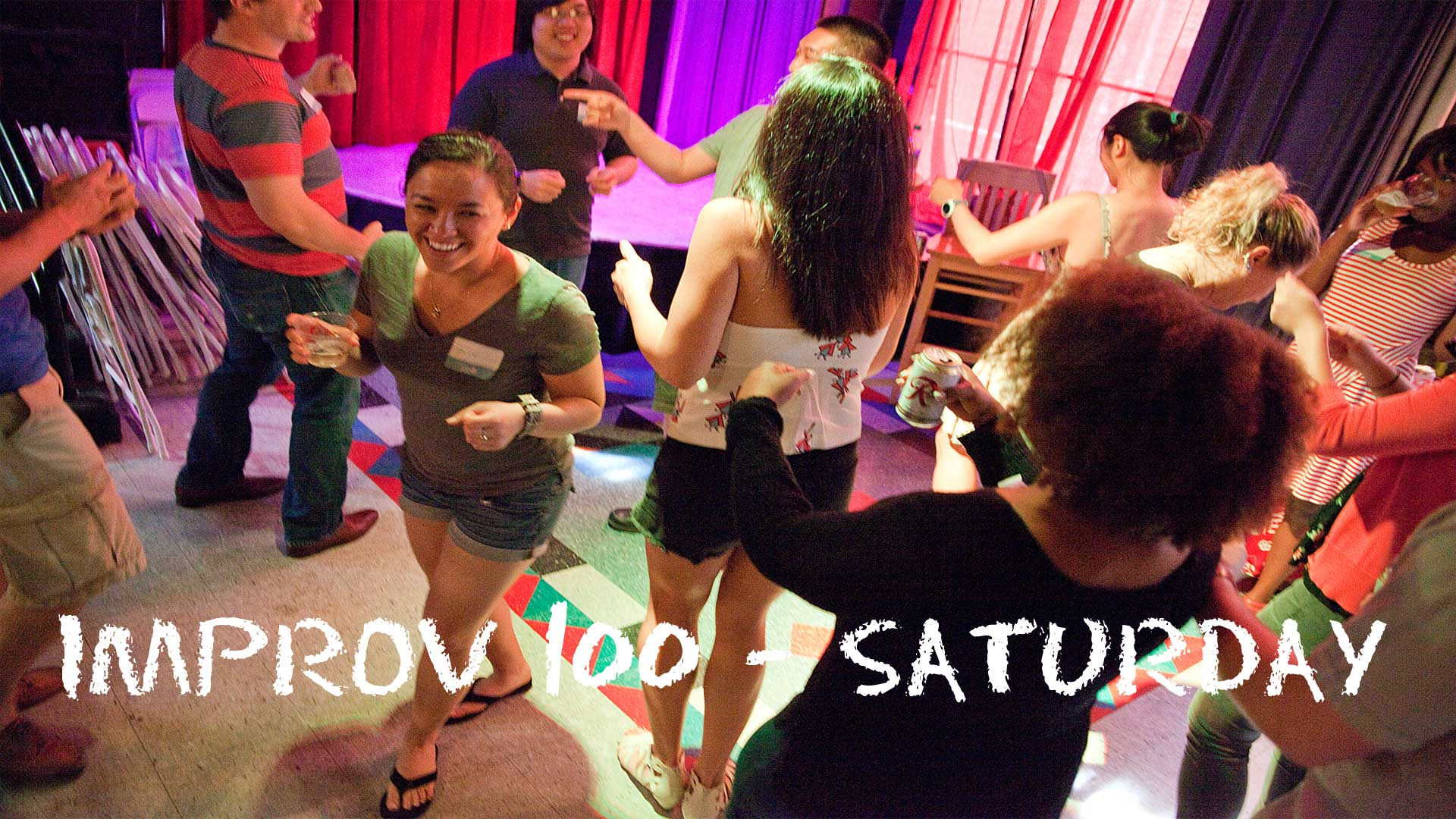 Satruday 100 Level Improv Class Added Due to Popularity